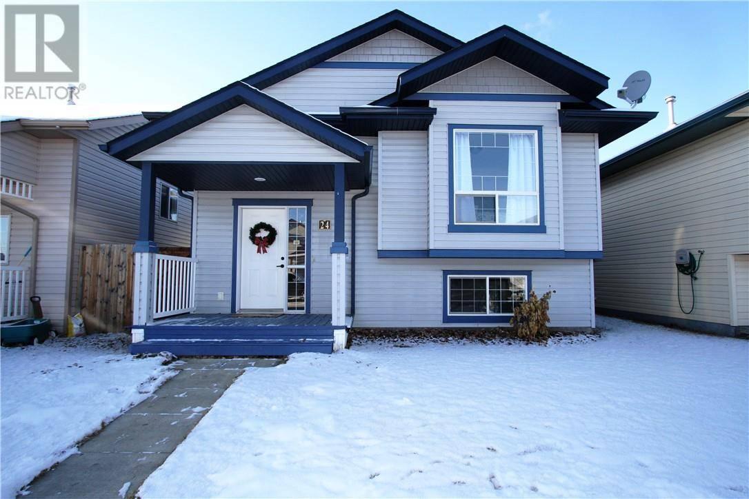 House for sale at 24 Leonard Cres Red Deer Alberta - MLS: ca0184375