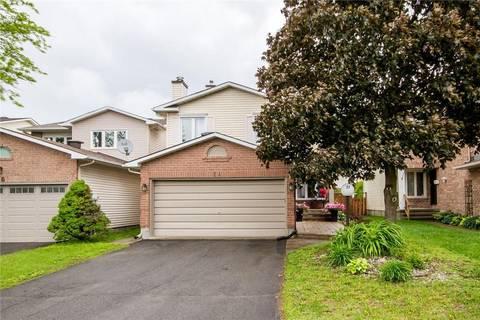 House for sale at 24 Longden Pl Ottawa Ontario - MLS: 1155484