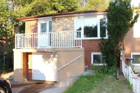 Townhouse for rent at 24 Lorne Ct Brampton Ontario - MLS: W4816662