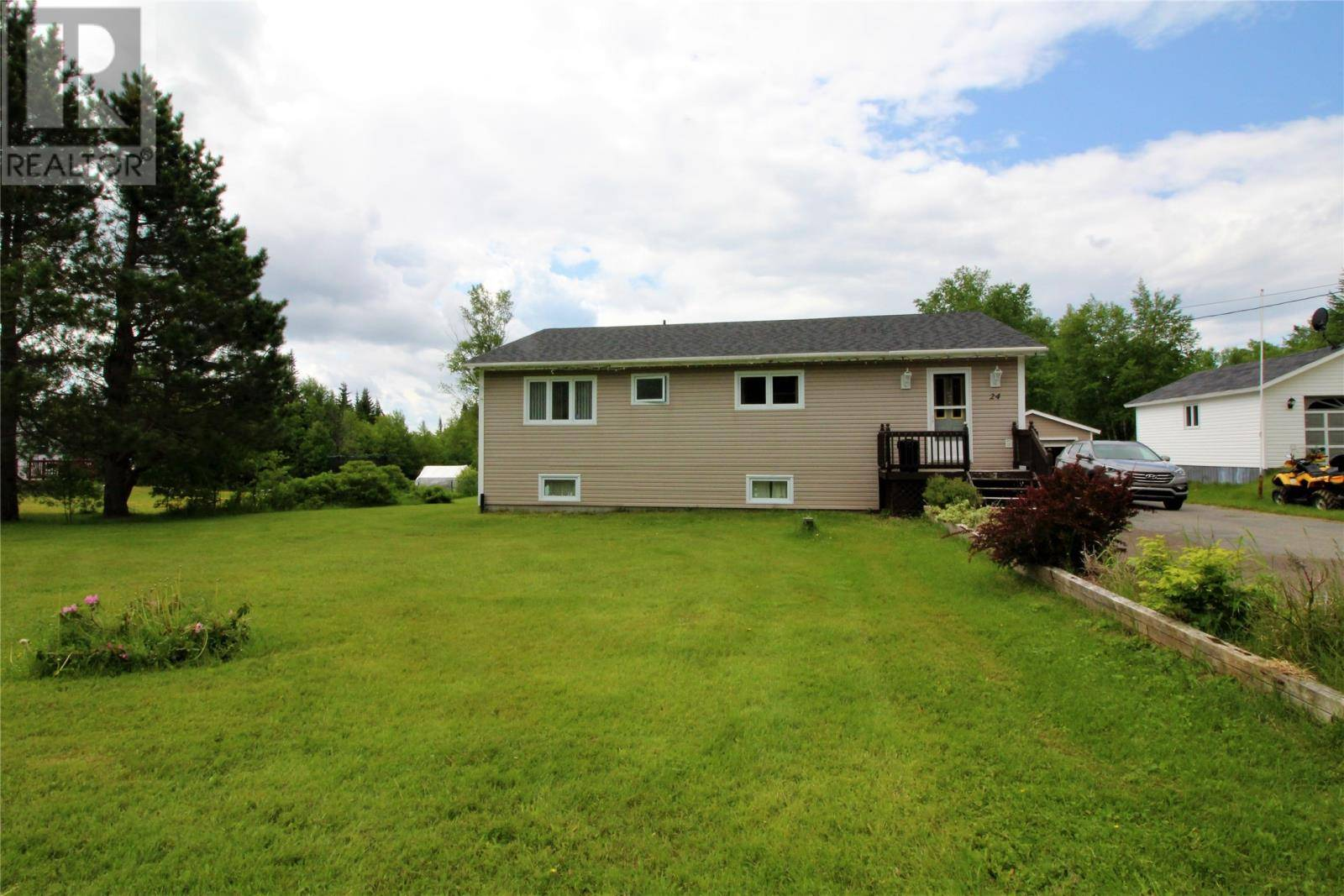 House for sale at 24 Maple Ave Cormack Newfoundland - MLS: 1199087