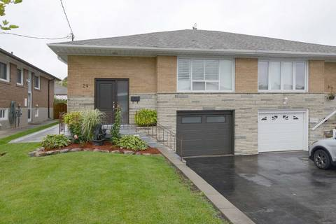 Townhouse for sale at 24 Markay St Toronto Ontario - MLS: W4388427