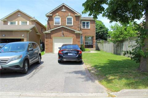 House for sale at 24 Marshall Cres Ajax Ontario - MLS: E4502362
