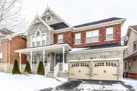 House for sale at 24 Mccandless Ct Caledon Ontario - MLS: W4367977