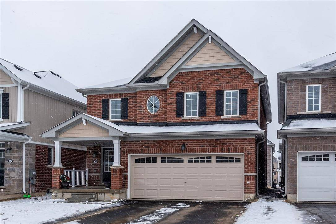 House for sale at 24 Mccargow Dr Caledonia Ontario - MLS: H4072946