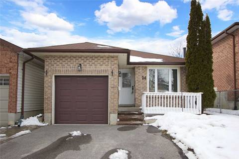 House for sale at 24 Mcfeeters Cres Clarington Ontario - MLS: E4694186