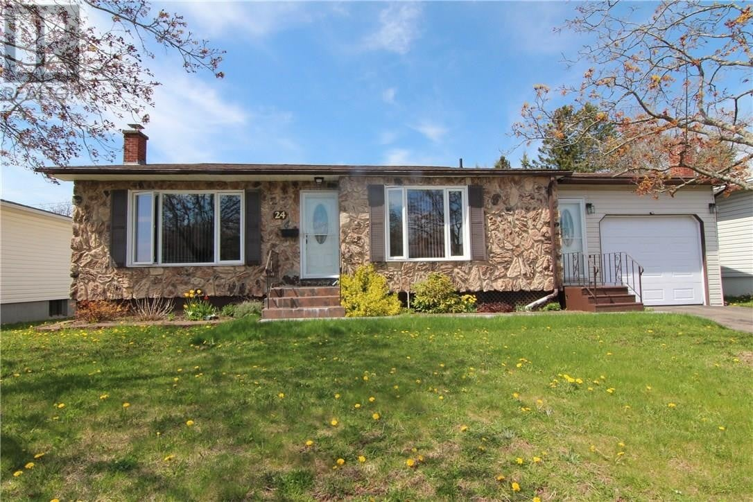 House for sale at 24 Mckay Ave Moncton New Brunswick - MLS: M128469