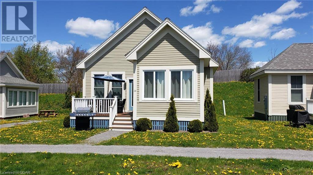 House for sale at 24 Meadow View Ln Cherry Valley Ontario - MLS: 242146