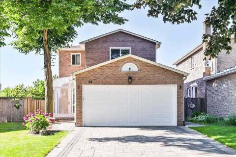 House for sale at 24 Mercer Cres Markham Ontario - MLS: N4802014