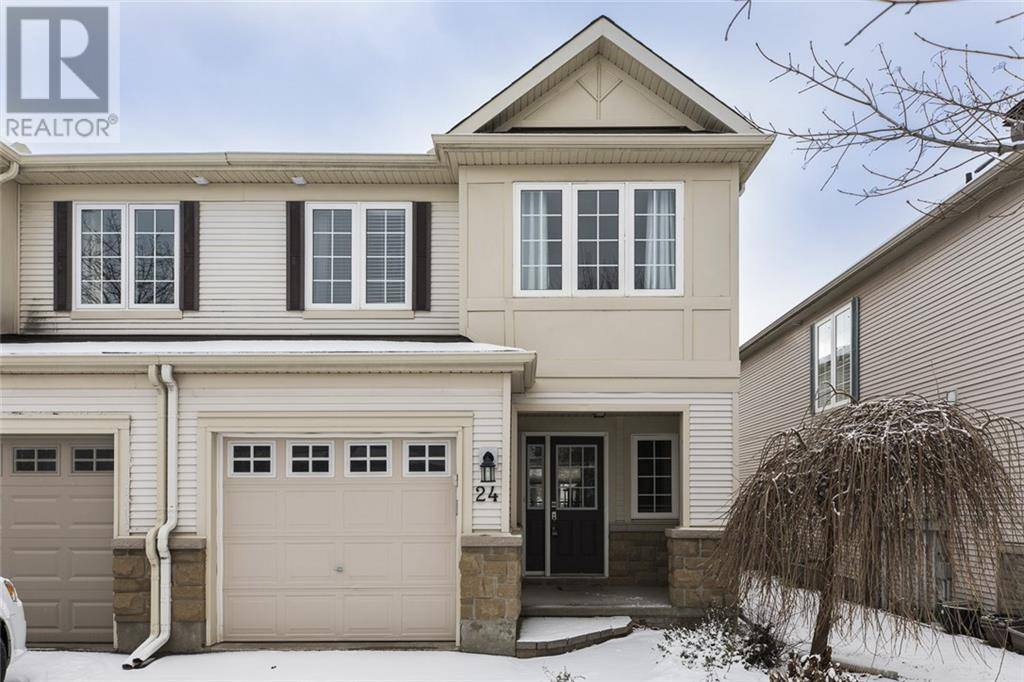 Townhouse for rent at 24 Midwood Pt Nepean Ontario - MLS: 1177720