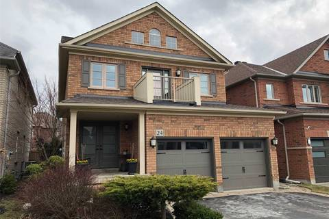 House for sale at 24 Milfoil St Halton Hills Ontario - MLS: W4421871