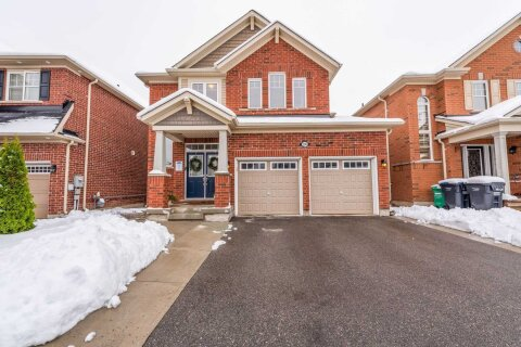 House for sale at 24 Miracle Tr Brampton Ontario - MLS: W5000435