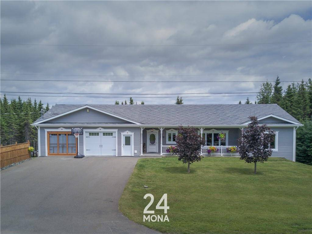 Townhouse for sale at 24 Mona St Dsl De Drummond/dsl Of Drummond New Brunswick - MLS: NB028818