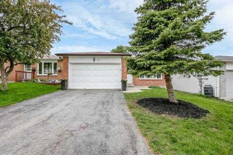 House for sale at 24 Moon Dr Barrie Ontario - MLS: S4779359