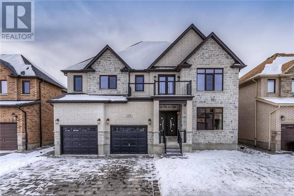 House for sale at 24 Morris St Unit 81 Paris Ontario - MLS: 30784570