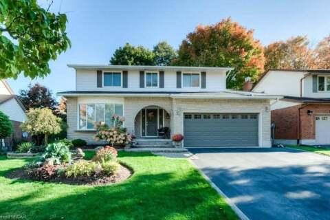 House for sale at 24 Muskoka Ct Kitchener Ontario - MLS: 40035939