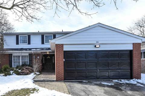 House for sale at 24 Normark Dr Markham Ontario - MLS: N4712474