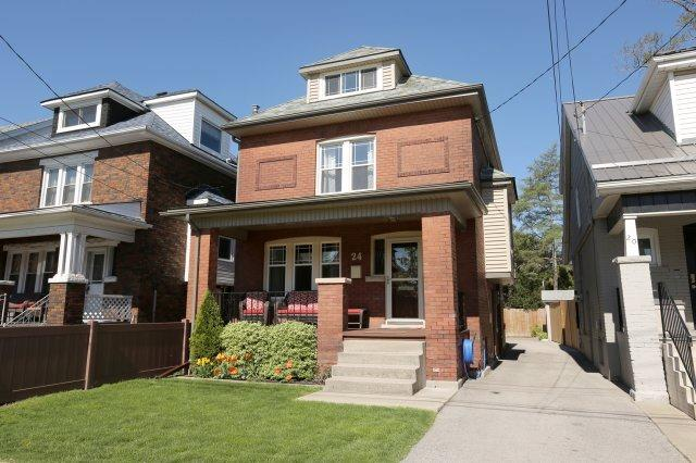 Sold: 24 Ottawa Street, Hamilton, ON