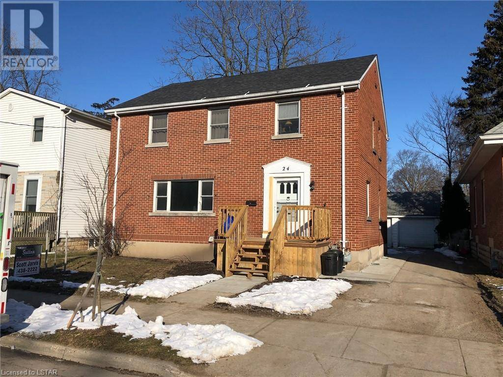 Townhouse for sale at 24 Partridge St London Ontario - MLS: 245691