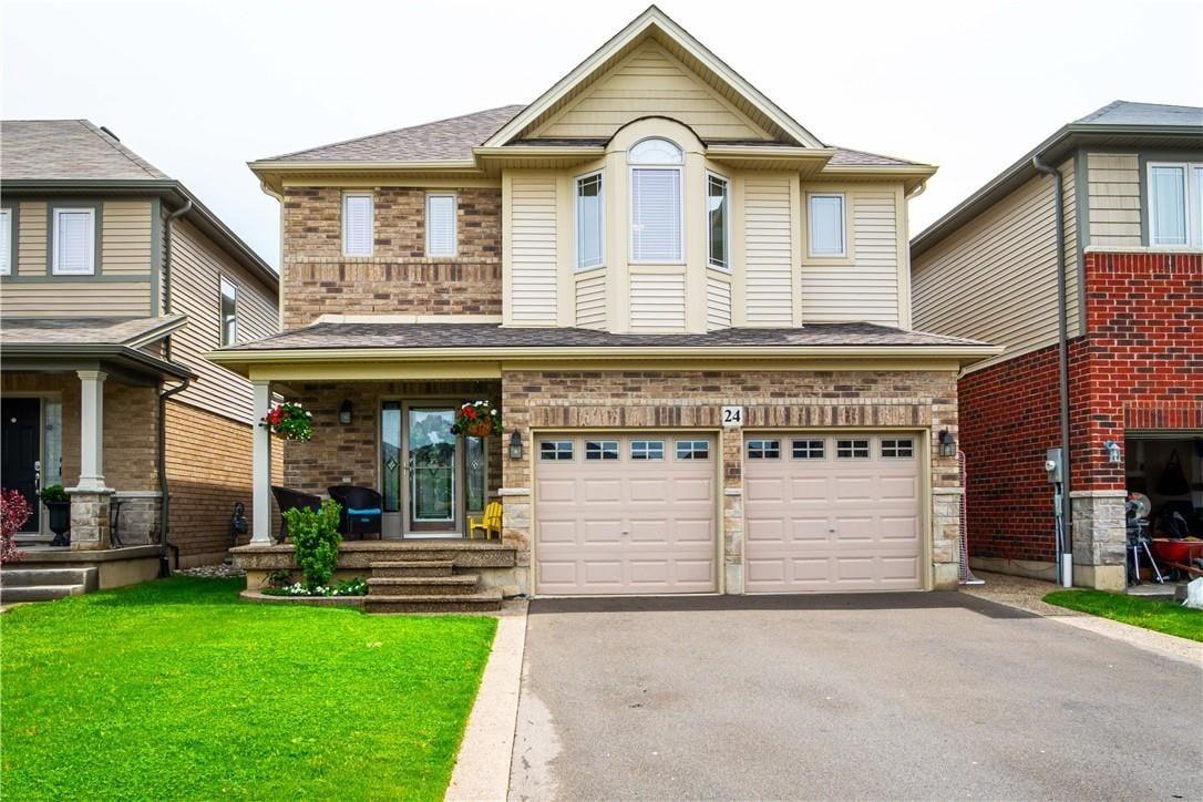 House for sale at 24 Pavilion Dr Binbrook Ontario - MLS: H4078916