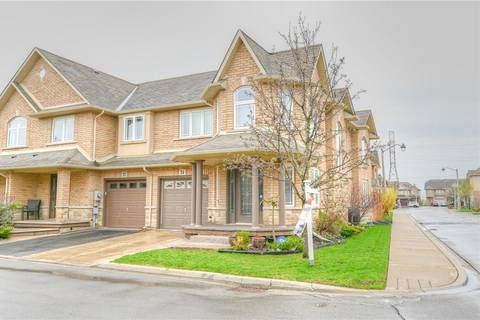 Townhouse for sale at 24 Petunia Pl Stoney Creek Ontario - MLS: H4051908