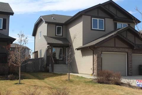 Townhouse for sale at 24 Red Tail Wy St. Albert Alberta - MLS: E4153593