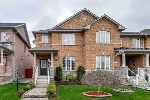Townhouse for sale at 24 Richard Daley Dr Whitchurch-stouffville Ontario - MLS: N4448096