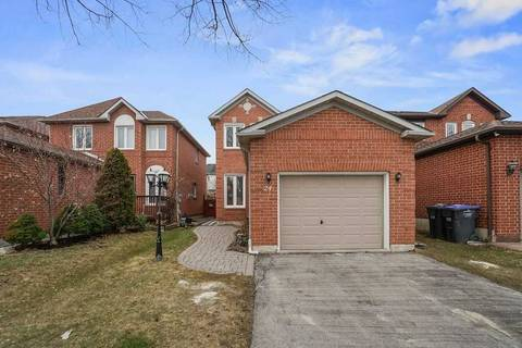 House for sale at 24 Richwood Cres Brampton Ontario - MLS: W4732320