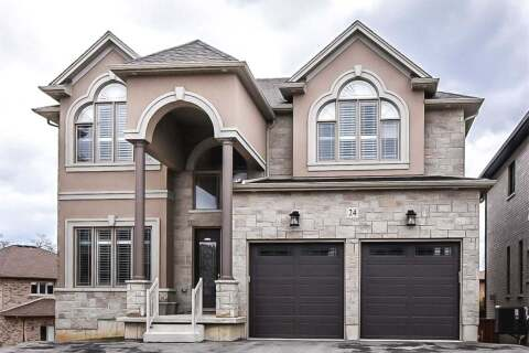 House for sale at 24 Riva Ct Hamilton Ontario - MLS: X4937979