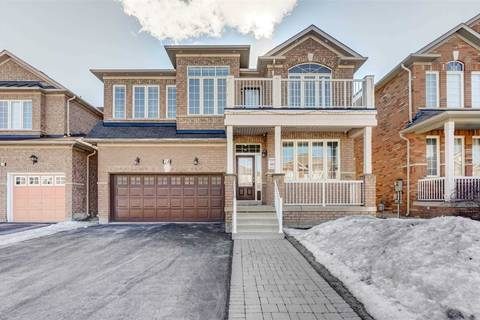 House for sale at 24 Robitaille Dr Brampton Ontario - MLS: W4386343