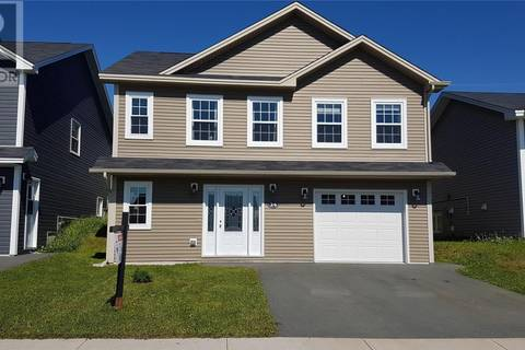 House for sale at 24 Rotary Dr St.john's Newfoundland - MLS: 1198843