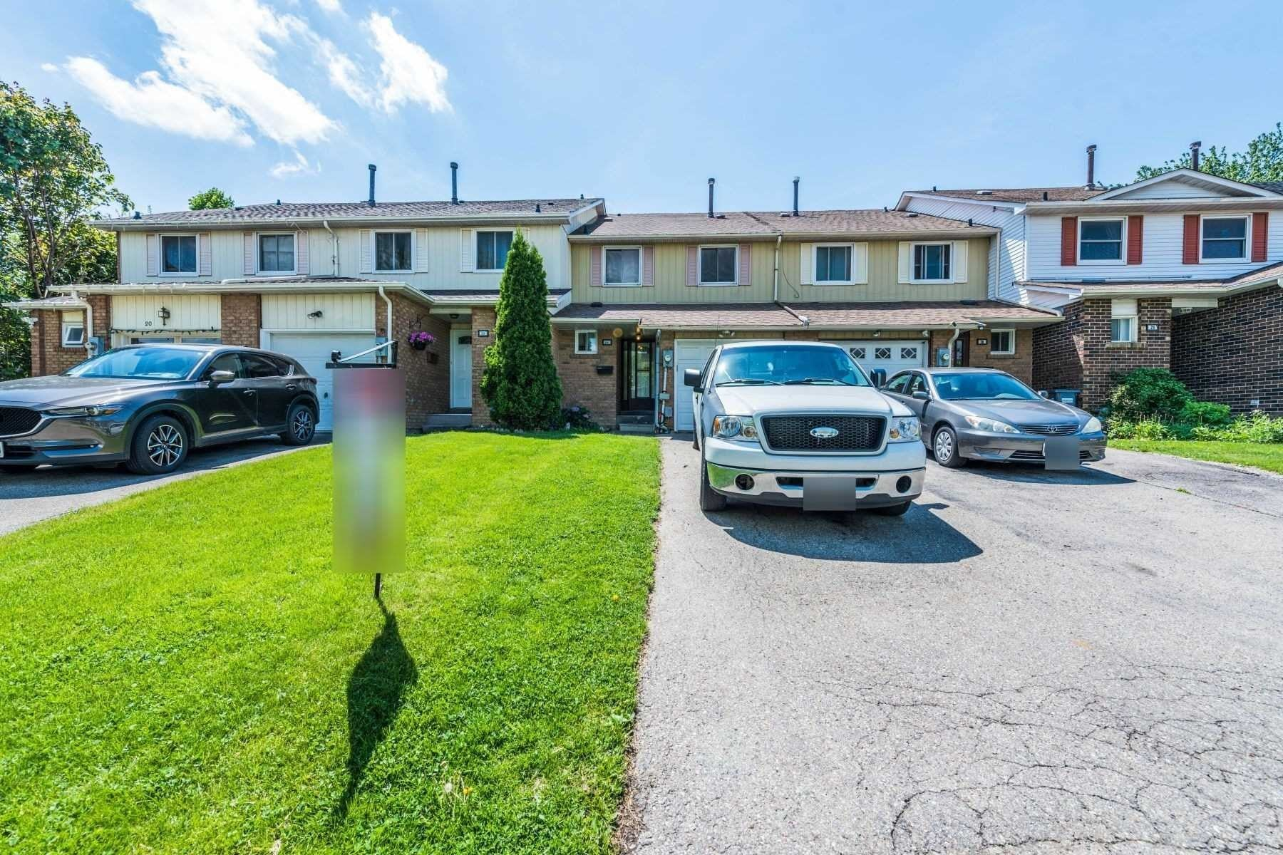 Townhouse for sale at 24 Rusthall Wy Brampton Ontario - MLS: W4776600