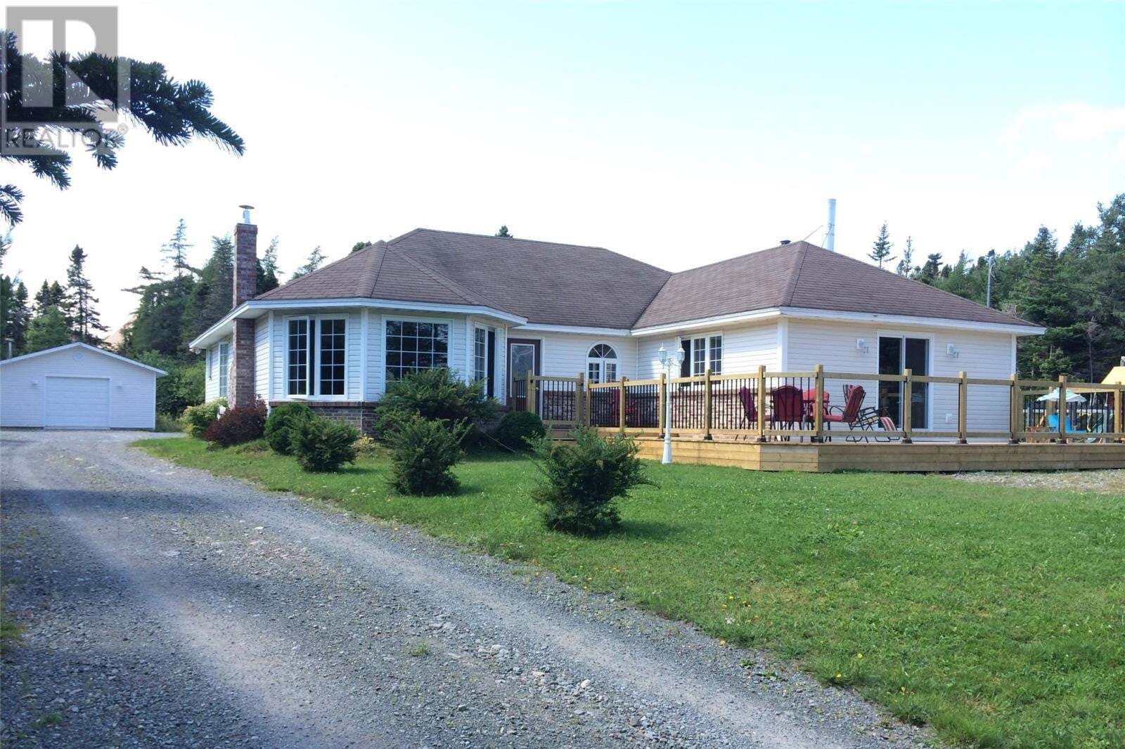 House for sale at 24 Ryans Rd Spaniards Bay Newfoundland - MLS: 1214528