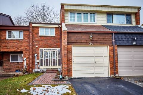 Townhouse for sale at 24 Sachems Pl Toronto Ontario - MLS: E4666979