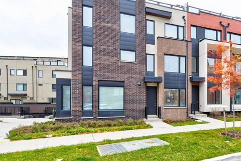 Townhouse for sale at 24 Sarah Jackson Cres Toronto Ontario - MLS: W4611420