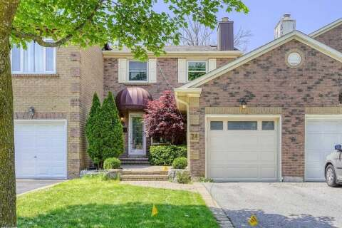 Townhouse for sale at 24 Sarah Jane Ct Markham Ontario - MLS: N4779831