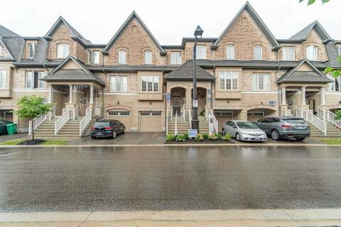Townhouse for sale at 24 Sea Drifter Cres Brampton Ontario - MLS: W4854407
