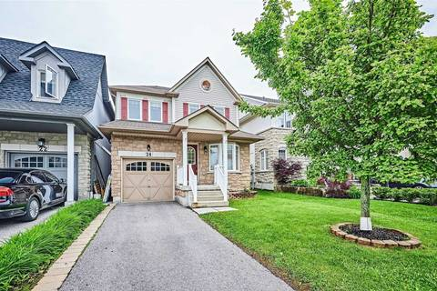 House for sale at 24 Settler's Ct Whitby Ontario - MLS: E4500386