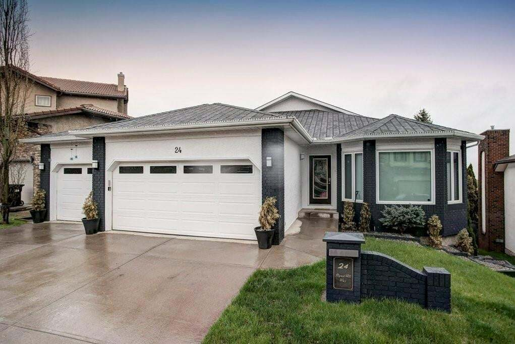 House for sale at 24 Signal Hill Wy SW Signal Hill, Calgary Alberta - MLS: C4296905