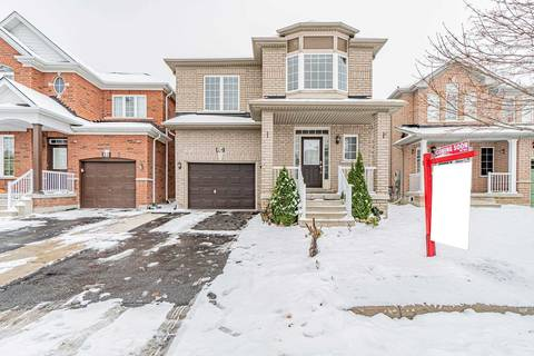 House for sale at 24 Snowshoe Ln Brampton Ontario - MLS: W4635594