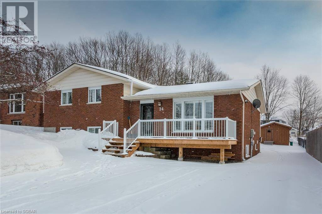 House for sale at 24 Spohn Dr Penetanguishene Ontario - MLS: 243944