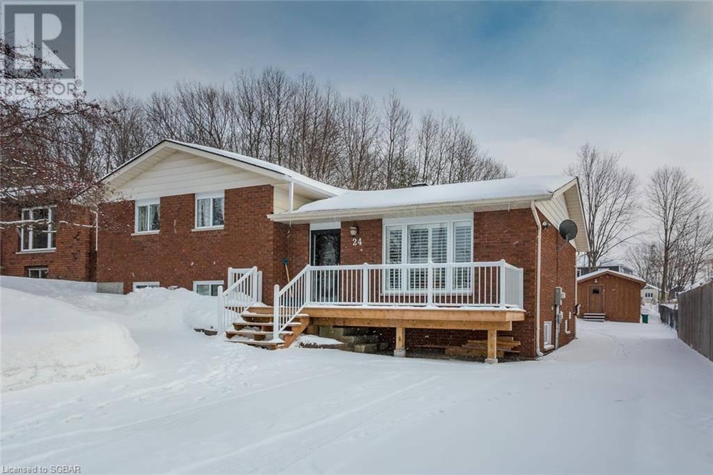 House for sale at 24 Spohn Dr Penetanguishene Ontario - MLS: 243944
