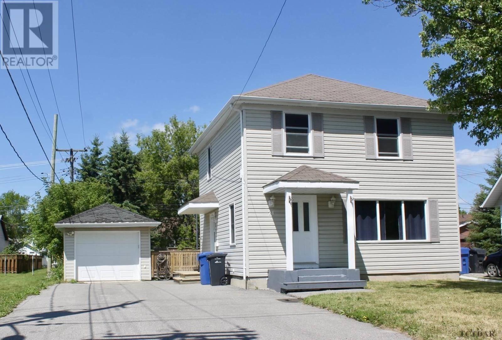 House for sale at 24 Spruce St Kapuskasing Ontario - MLS: TM200209