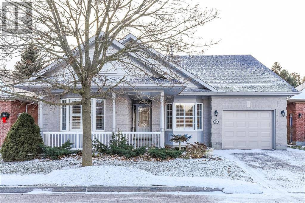 House for sale at 24 Sprucehaven Ct Guelph Ontario - MLS: 30781602
