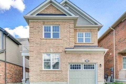 House for rent at 24 Stedford Cres Brampton Ontario - MLS: W4652819