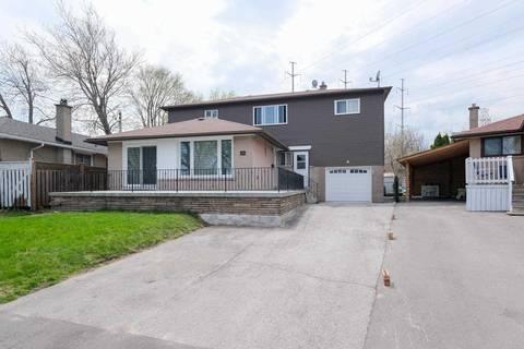 House for sale at 24 Stonehenge Cres Toronto Ontario - MLS: E4453281
