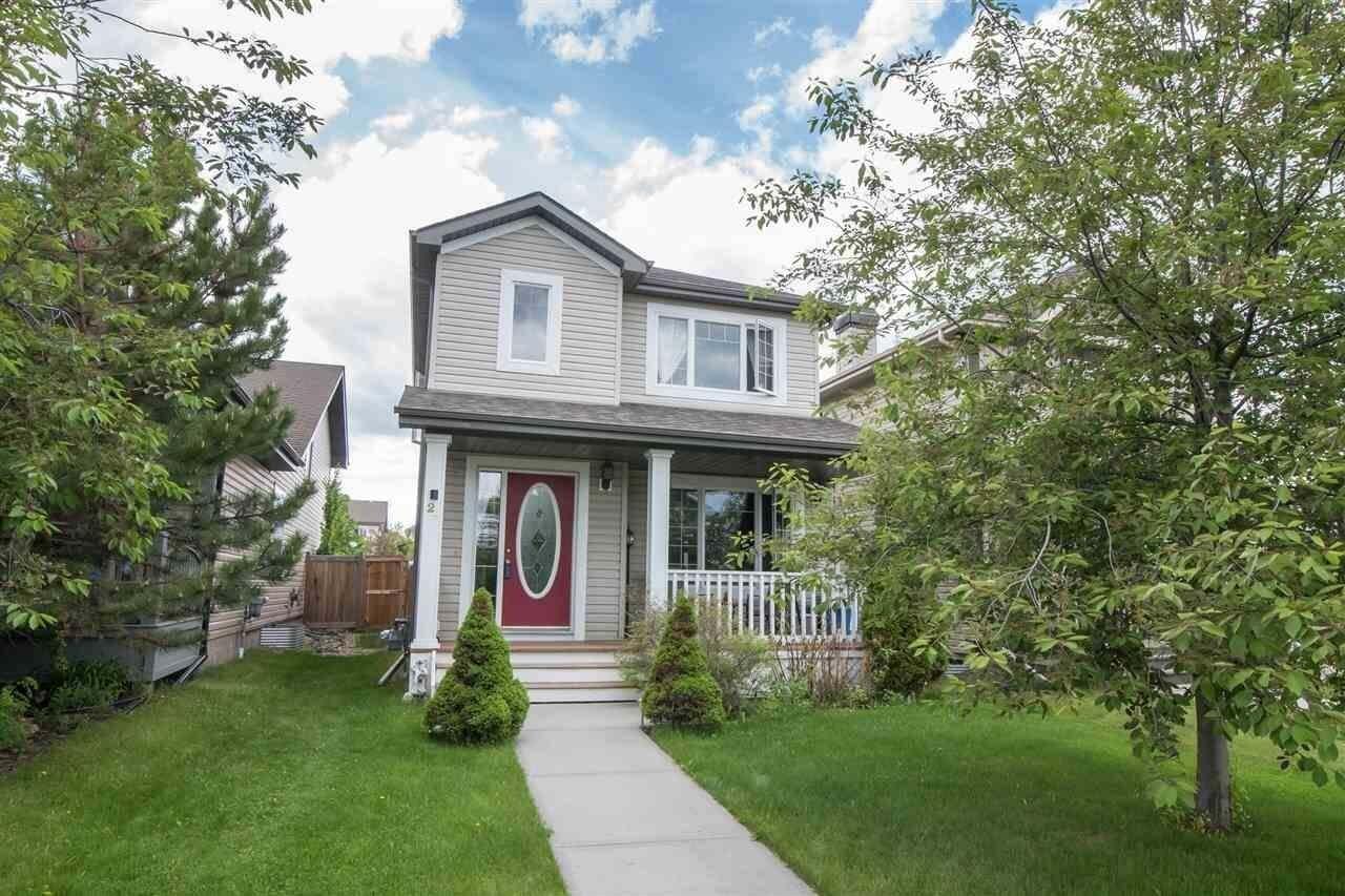 House for sale at 24 Summerton St Sherwood Park Alberta - MLS: E4201027