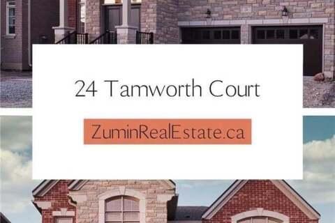 House for sale at 24 Tamworth Ct Brampton Ontario - MLS: W4778206