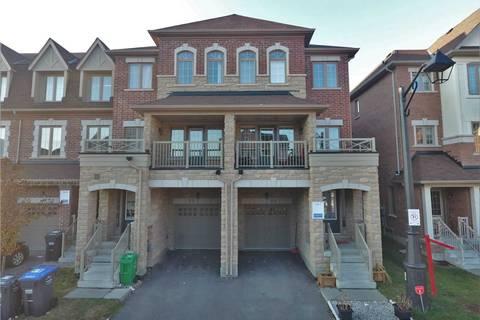 Townhouse for sale at 24 Tollgate St Brampton Ontario - MLS: W4638813