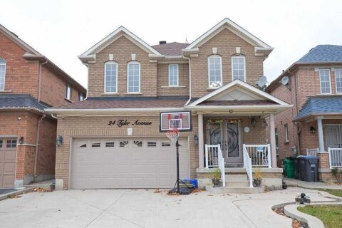 House for sale at 24 Tyler Ave Brampton Ontario - MLS: W4996194
