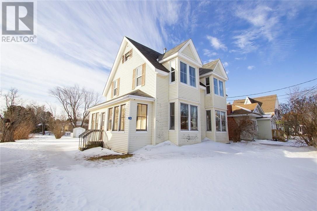 House for sale at 24 Union St Sackville New Brunswick - MLS: M127153